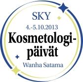 Kosmetoligi messujen logo
