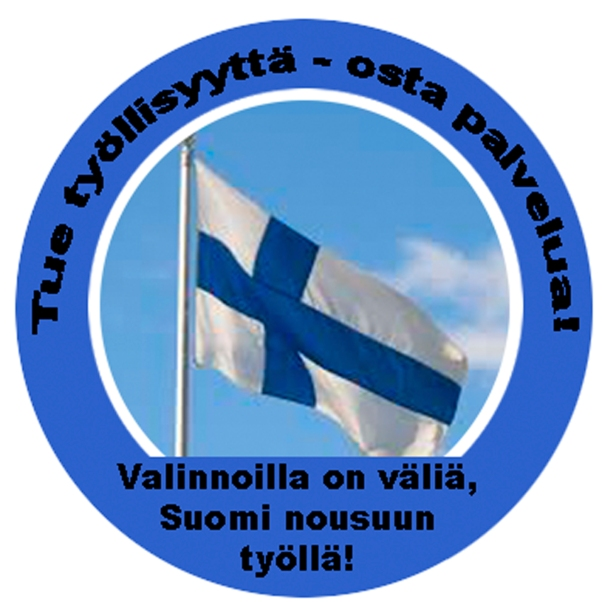 Suomi nousuun